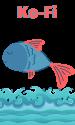 Ko-Fi Fish Link