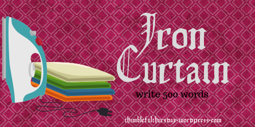 Iron Curtain - write 500 words